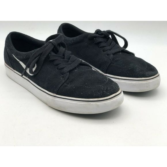 Nike Other - Nike Mens Athletic Sneakers Black Low Top Lace Ups